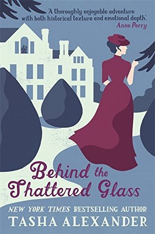 Behind the Shattered Glass (Lady Emily Mysteries)