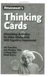 Attainment's Thinking Cards