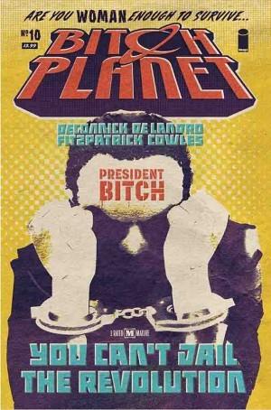 Bitch Planet #10