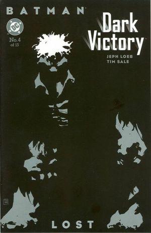 Lost (Batman: Dark Victory #4)