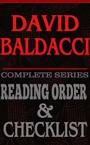 DAVID BALDACCI: Book Reading Order & Series Checklist: Greatest Authors Reading Order & Series Checklist