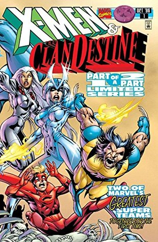 X-Men/ClanDestine #1
