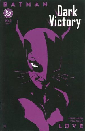 Love (Batman: Dark Victory #5)