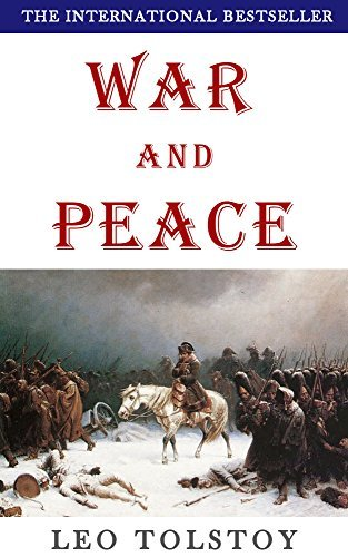 War and Peace (Illustrated and Unabridged): plus FREE Audiobook