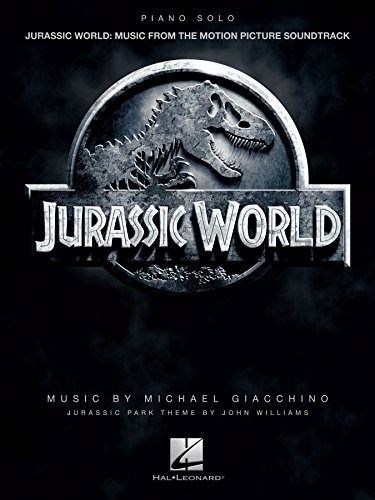 Jurassic World Songbook: Music from the Motion Picture Soundtrack
