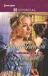 An Unsuitable Duchess by Laurie Benson