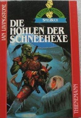 Die Höhlen der Schneehexe (FantasyAbent...