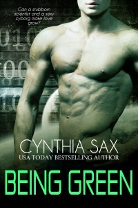 Being Green(Cyborg Sizzle  5)