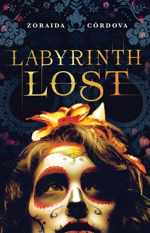 Labyrinth Lost by Zoraida Córdova thumbnail