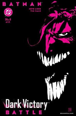 Battle (Batman: Dark Victory #8)
