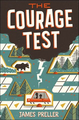 The Courage Test by James Preller