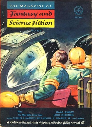 The Magazine of Fantasy and Science Fiction, June 1953 (The Magazine of Fantasy & Science Fiction, #25)