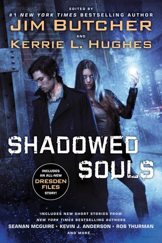 Book Review: Shadowed Souls by Jim Butcher and Kerrie M. Hughes