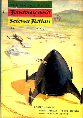 The Magazine of Fantasy and Science Fiction, July 1954 (The Magazine of Fantasy & Science Fiction, #38)
