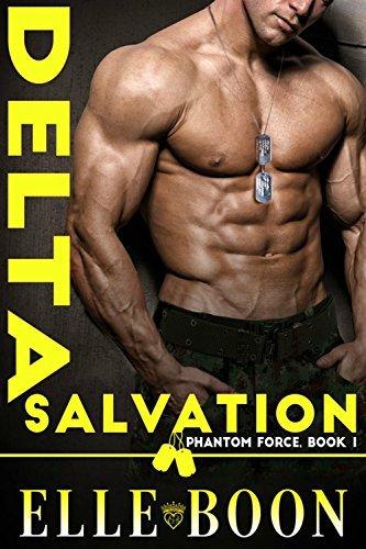 Delta Salvation (Seal Team Phantom, #1)