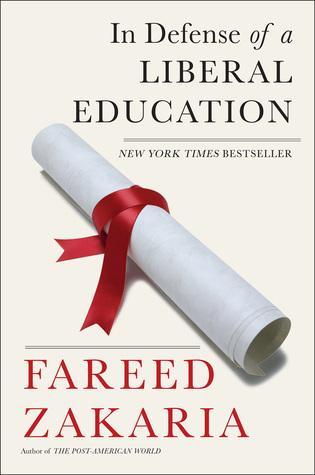 Fareed zakaria book of the week