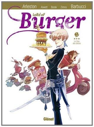 Le Clos des épices (Lord of Burger #1)