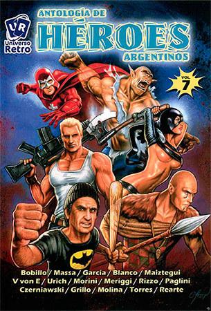 Antología de Héroes Argentinos, Vol. 7