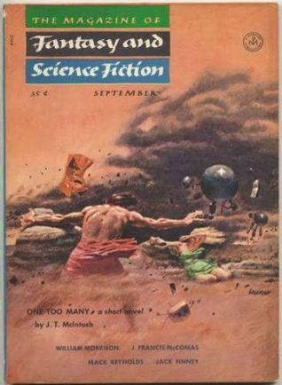The Magazine of Fantasy and Science Fiction, September 1954 (The Magazine of Fantasy & Science Fiction, #40)