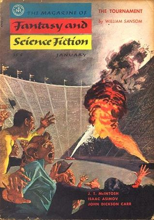 The Magazine of Fantasy and Science Fiction, January 1955 (The Magazine of Fantasy & Science Fiction, #44)