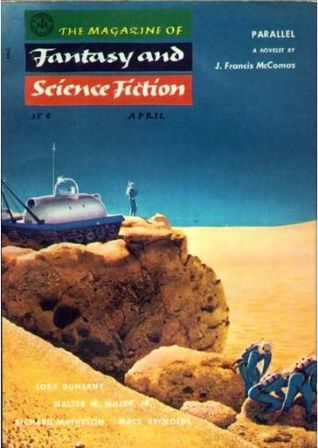 The Magazine of Fantasy and Science Fiction, April 1955 (The Magazine of Fantasy & Science Fiction, #47)
