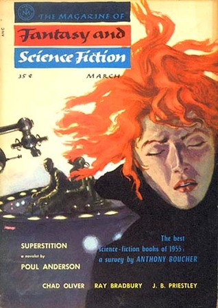 The Magazine of Fantasy and Science Fiction, March 1956 (The Magazine of Fantasy & Science Fiction, #58)