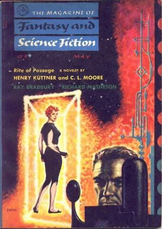 The Magazine of Fantasy and Science Fiction, May 1956 (The Magazine of Fantasy & Science Fiction, #60)