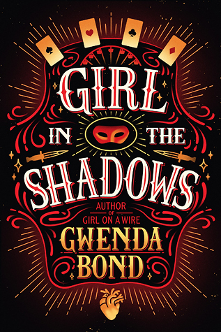 Girl in the Shadows (Cirque Americain, #2)