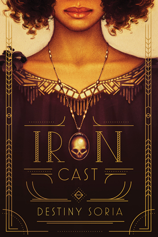 Image result for iron cast by destiny soria