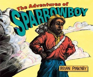 Book Review: Brian Pinkney's The Adventures of Sparrowboy