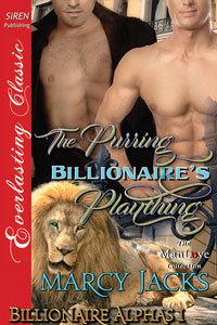 The Purring Billionaire's Plaything