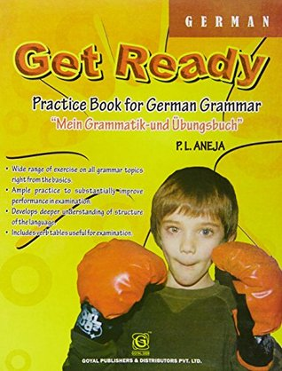 Get Ready German Grammar and Practice Book