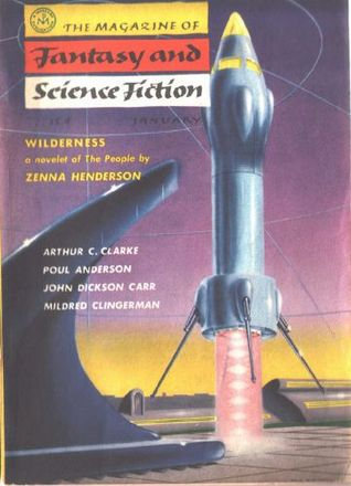 The Magazine of Fantasy and Science Fiction, January 1957 (The Magazine of Fantasy & Science Fiction, #68)