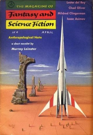 The Magazine of Fantasy and Science Fiction, April 1957 (The Magazine of Fantasy & Science Fiction, #71)