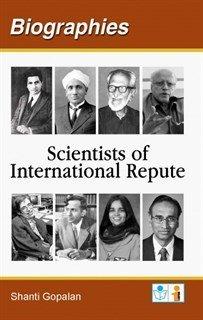Biographies Scientists of International Repute