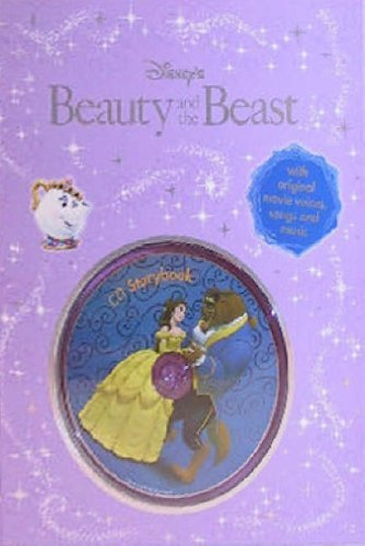 "Disney ""Beauty and the Beast"" Storybook (Disney Book & CD)"