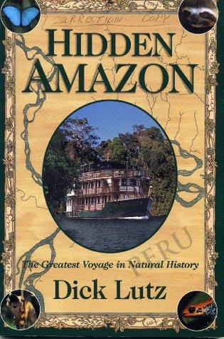 Hidden Amazon book cover