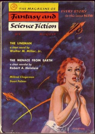 The Magazine of Fantasy and Science Fiction, August 1957 (The Magazine of Fantasy & Science Fiction, #75)