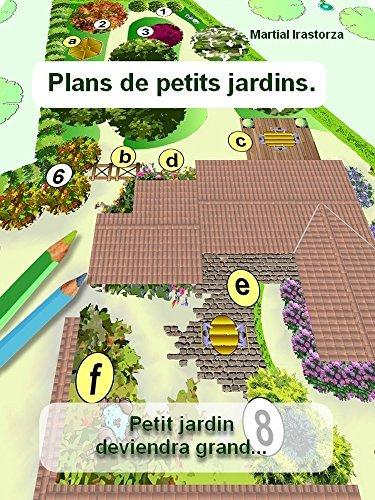 Plans de petits jardins