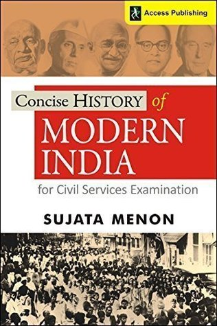 Concise History of Modern India for Civil Services Examination