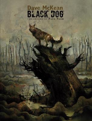 Black Dog by Dave McKean