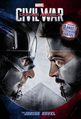 Marvel's Captain America: Civil War: The Junior Novel