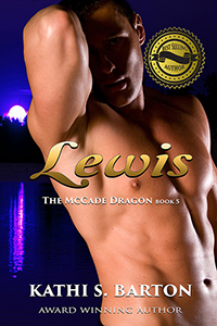 Lewis (The McCade Dragon #5) by Kathi S. Barton