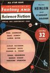 The Magazine of Fantasy and Science Fiction, October 1959 (The Magazine of Fantasy & Science Fiction, #101)