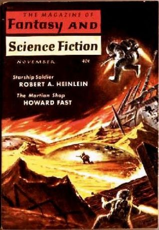 The Magazine of Fantasy and Science Fiction, November 1959 (The Magazine of Fantasy & Science Fiction, #102)
