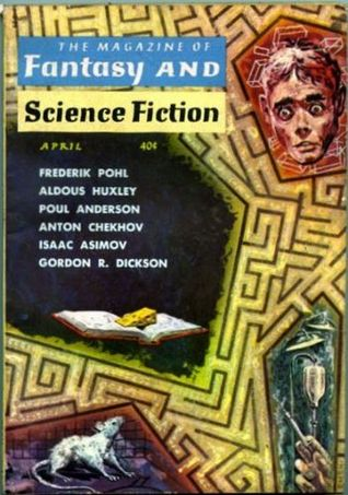 The Magazine of Fantasy and Science Fiction, April 1959 (The Magazine of Fantasy & Science Fiction, #95)