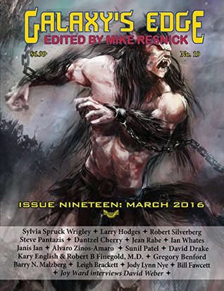 Galaxy's Edge Magazine Issue 19, March 2016