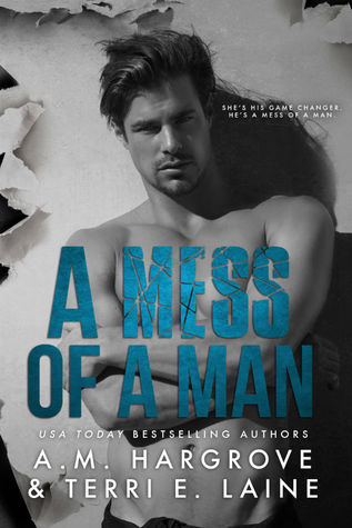 A Mess of a Man Book Cover