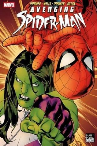 Avenging Spider-Man Cilt:03 (Avenging Spider-Man Vol.1 #7-11)
