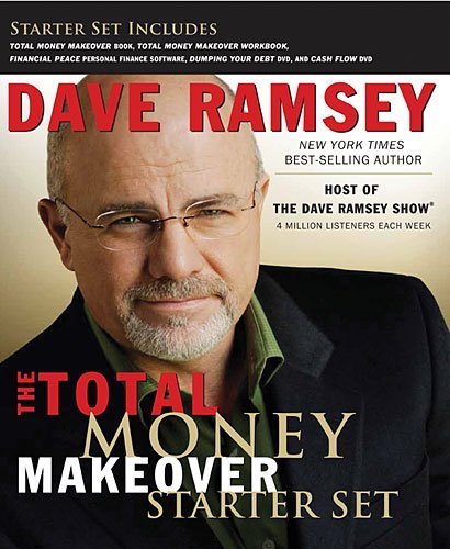 Total Money Makeover Boxed Starter Set (Revised 3rd Ed., Workbook, Audio CD, Financial Peace Personal Finance Software)